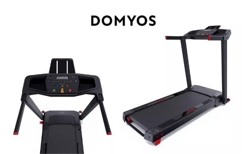 TAPIS DE COURSE COMPACT RUN 100 DOMYOS DECATHLON